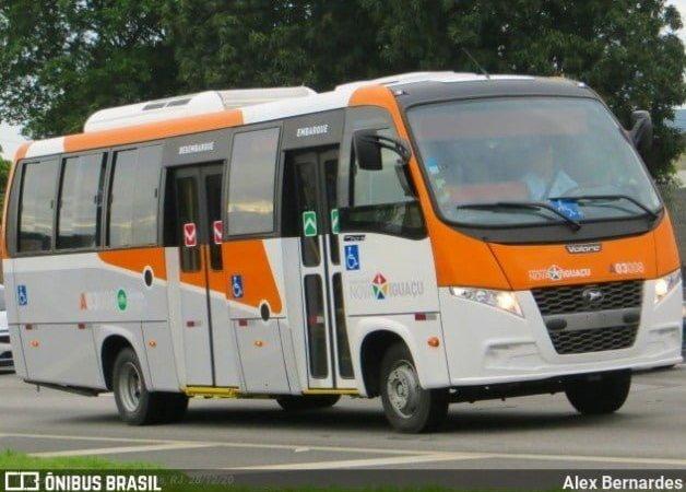RJ: Linave Transportes incorpora micro-ônibus Volare neste fim de ano
