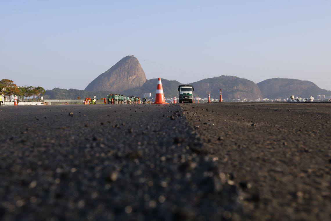 Obras vão seguir 'na mesma pegada' em 2021, diz ministro da Infraestrutura
