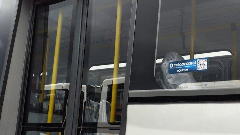 Soluções Caio Protect promovem segurança antiviral em ônibus urbanos no Brasil e no exterior