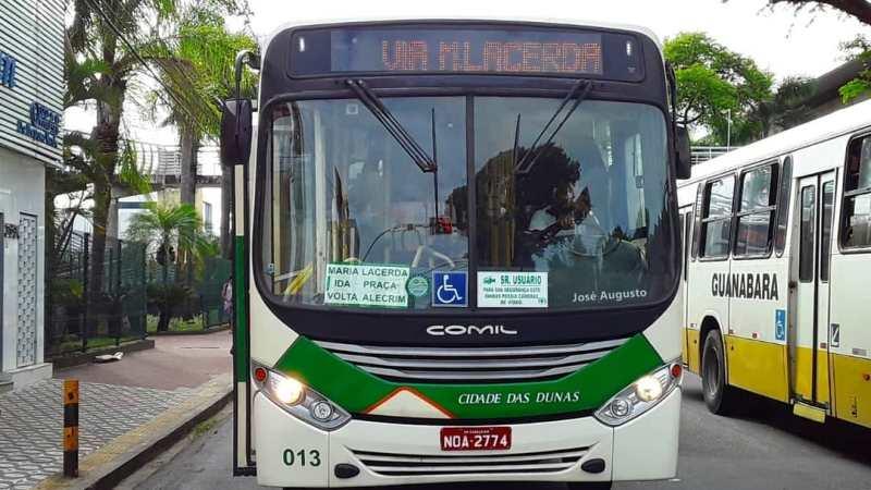 Artigo: Pandemia, transporte público e veto