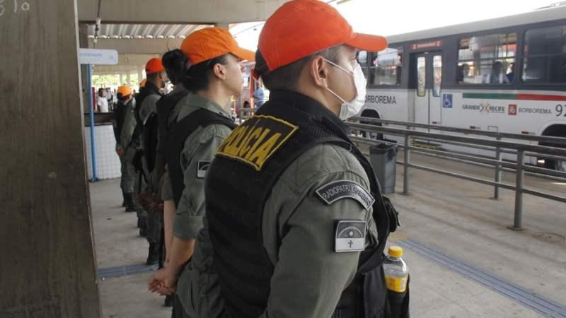 PE: Governo amplia segurança e inicia obras em Terminais Integrados