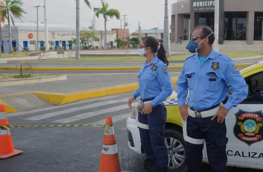 Mossoró: Agentes de trânsito passam a cumprir jornada de trabalho prevista em lei