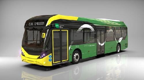 BYD assina contrato com a NTA da Irlanda para a venda de 200 ônibus 100% elétricos