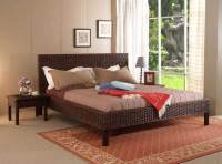 Arjuna Bed Furniture: Unicane Rattan Beds Singapore