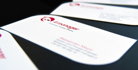 Anteprima Corporate identity It Manager
