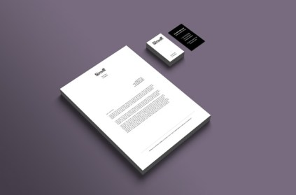 Sirdar Corporate identity