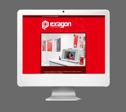 Newsletter Exagon