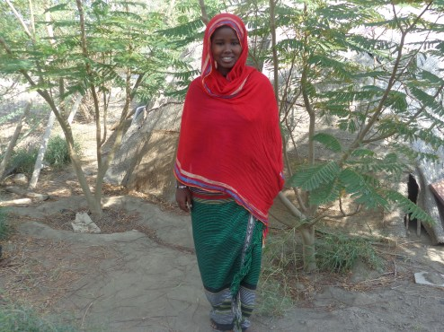 "Asma Musa is an eighth grade student in Semera Girls Boarding School Afar, Ethiopia. She is 16 years old. To fulfil the right of the child to education will protect us from any form of child labour. The right of everyone to education, one can develop his/her potential if and only if education is available and accessible. In other words, children can contribute for our family and country a lot if education is available and accessible for them. There is ignorance in our society mainly on the importance of girls' education. And I would like to advise adults, children have set of rights that everyone needs to respect through continuous awareness raising stages. For example, ""Child marriage should stop now."" I like to see all pastoralist children mainly girls have access to, and complete primary education of good quality."