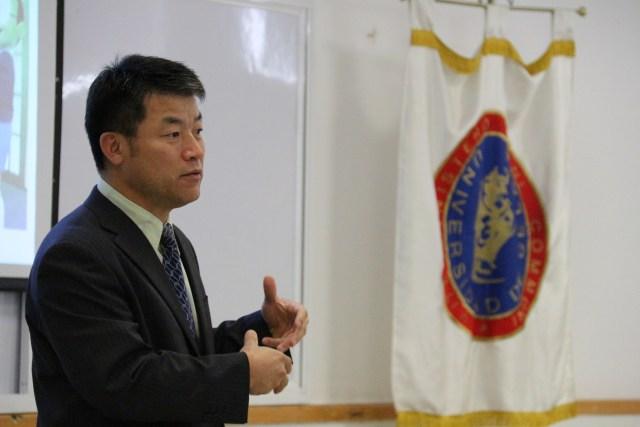 Estrechando lazos académicos entre Japón y la Universidad de Celaya