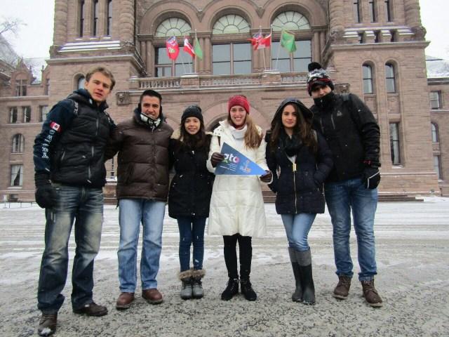 Mi experiencia en Canadá
