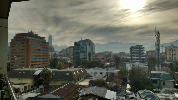 Vista del Campus Manuel Montt