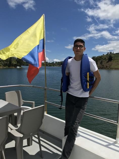 Un semestre en Colombia