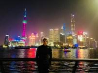 Luis Jorge - BEca en China