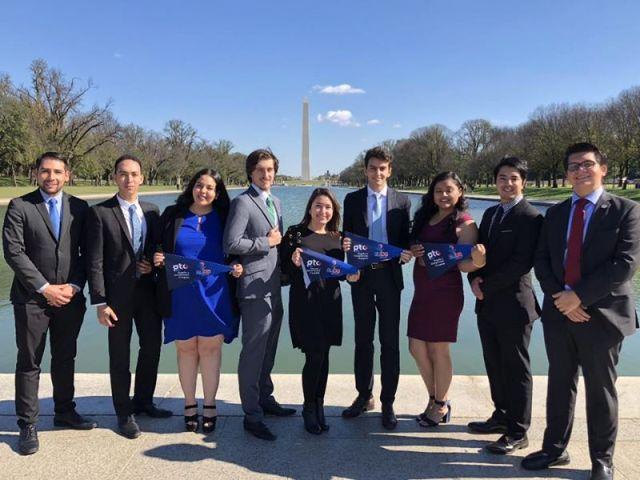 Gobernadores-BEca-Washington DC 2018