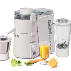 Sm Kitchen Appliances Needs Juice O Matic With Blender Unichef