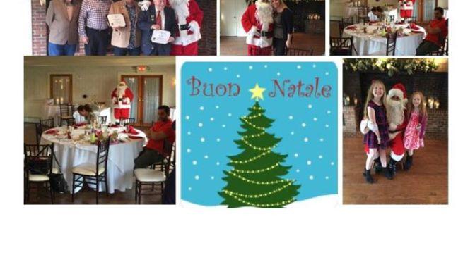 UNICO Family & Friends Christmas Brunch