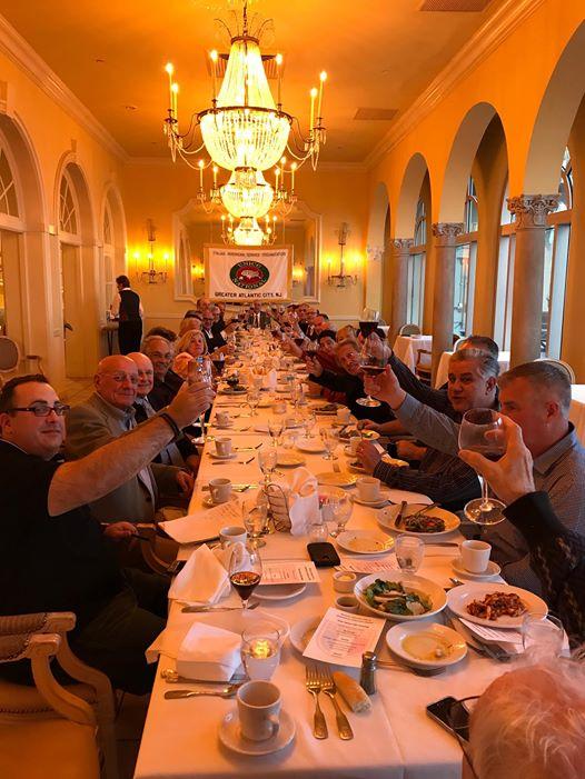 February Dinner Meeting