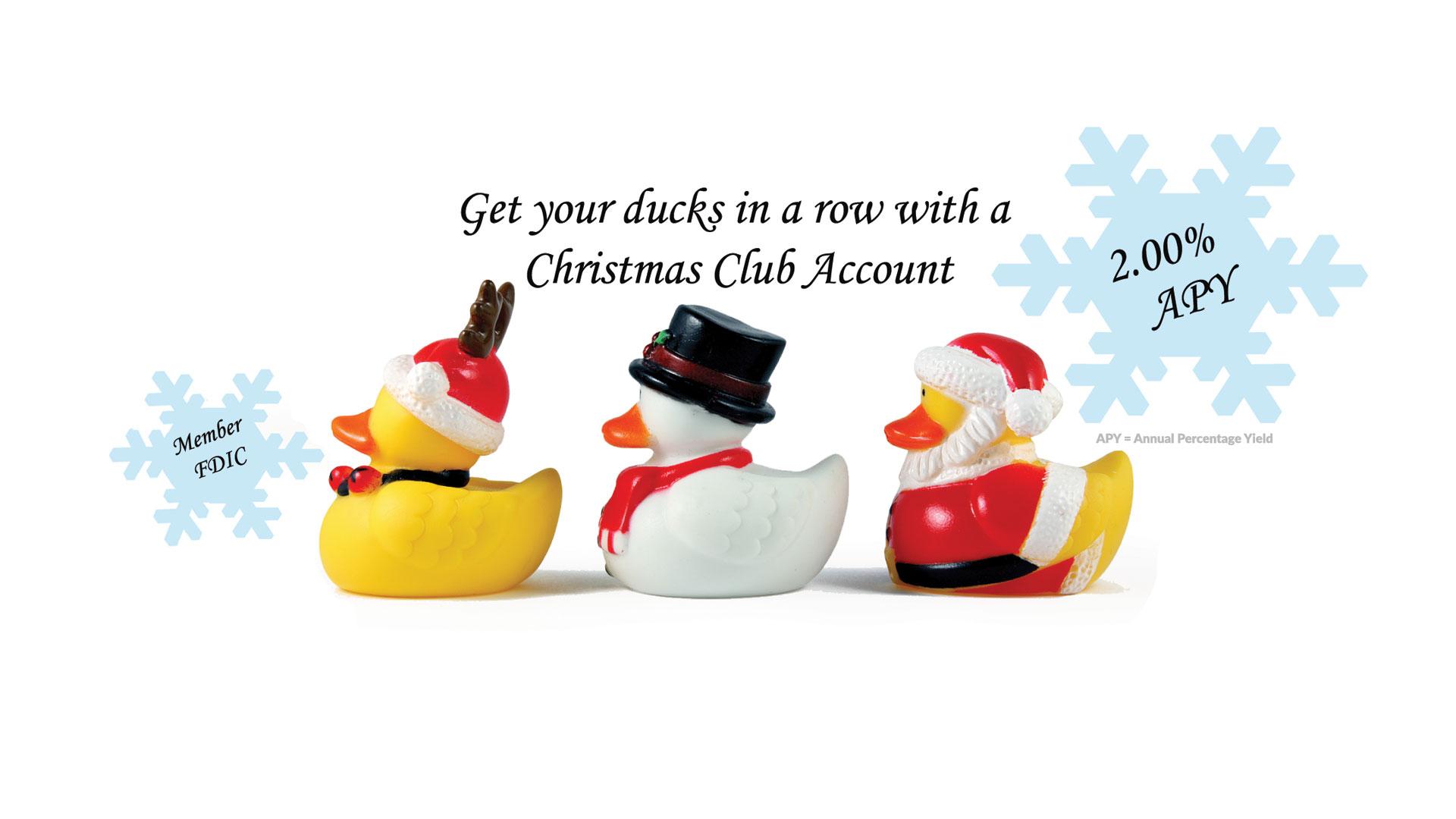 Christmas Club 2018