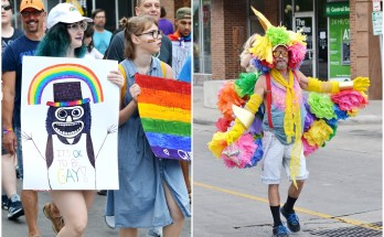 Photos From Springfield Pride