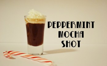 Peppermint Mocha Shot
