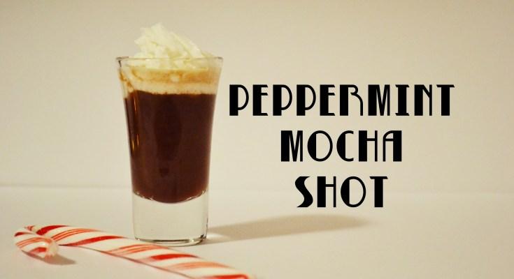 Peppermint Mocha Shot