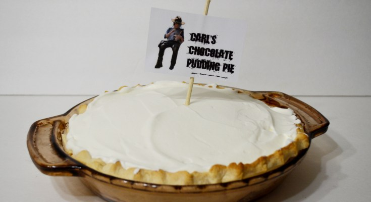 Carl's Chocolate Pudding Pie by Unicorn Hideout