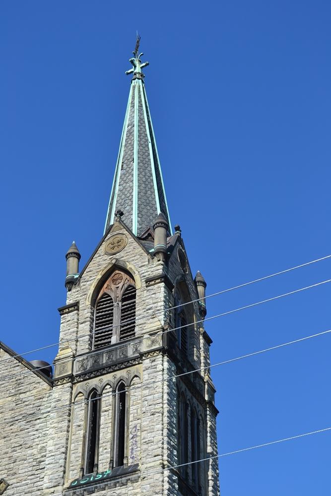 Abandoned Places in Cincinnati