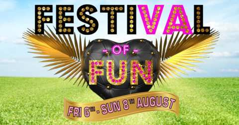 Festival of Fun at Vanilla Alternative in Bedfordshire, UK - swinger camping weekend