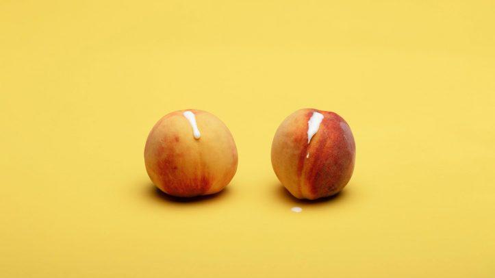 orgasms- peaches and cream