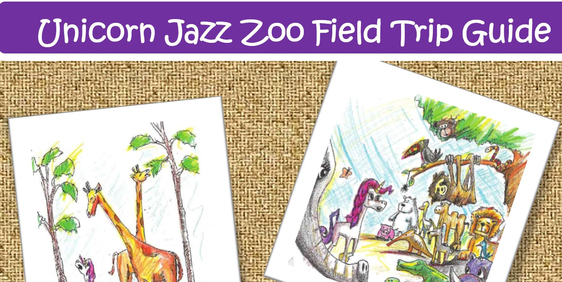 Educational Free Zoo Field Trip Guide For Elementary
