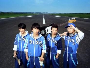 DISH//の画像