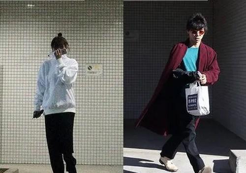 村上虹郎と池田エライザの画像