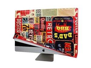 Copri iMac American Graffiti