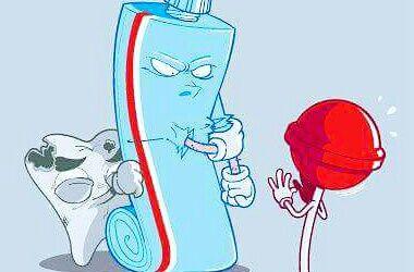 ¿Cómo funciona la pasta dental para protegernos de las caries?