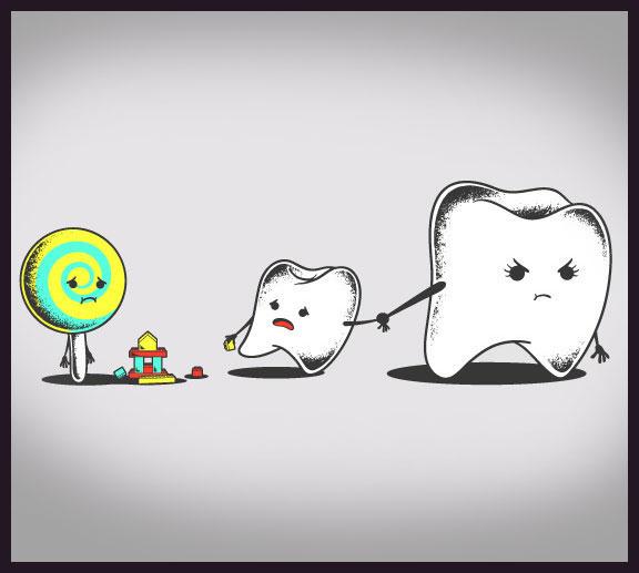 Los principales enemigos de tus dientes