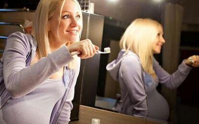 Tu embarazo y el cuidado de tu salud dental