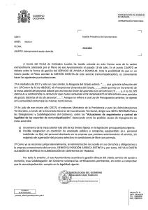 Escrito Subdelegación de Gobierno