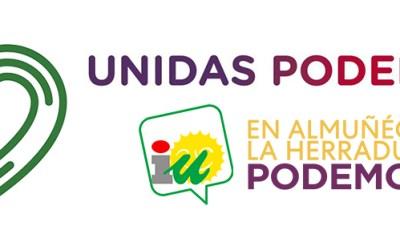 Unidas Podemos plantea una bajada simbólica del IBI y un aumento importante de las bonificaciones a las familias numerosas
