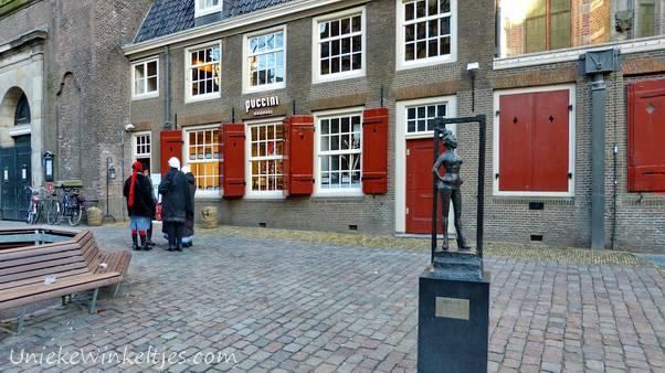 Puccini Bomboni, Oudekerksplein, Amsterdam