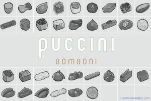 Puccini Bomboni website