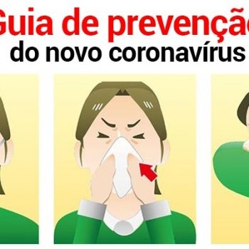 Novo coronavírus: Governo japonês divulga guia de prevenção