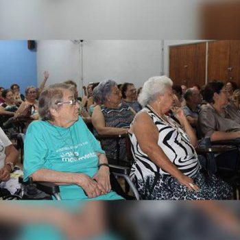 UNIFATEA recebe evento em celebração ao dia do idoso