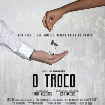 Itamar Medeiros, Adriel Reis e Gabriel Penna, alunos de Rádio, TV e Internet são destaques na direção de curtas no Cinefest Gato Preto