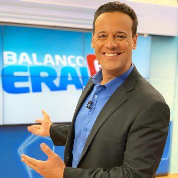 Douglas Camargo, o nome da audiência da TV RECORD no ES, em entrevista exclusiva para o UNIFATEA