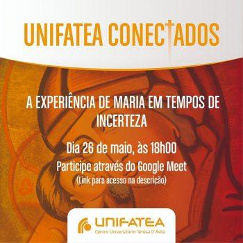 UNIFATEA promove reflexão sobre a espiritualidade Mariana com os alunos