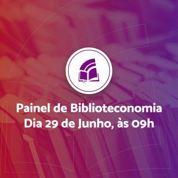 Encontro discutirá novas propostas e inovações na área de Biblioteconomia