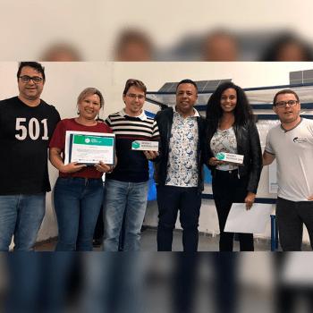 Reitoria do UNIFATEA participa de evento acadêmico na Etec Padre Carlos Leôncio da Silva