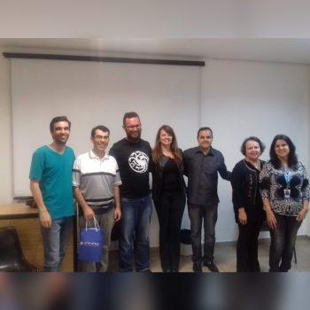 """Curso de Letras UNIFATEA realiza 1° Encontro """"Literatura Atual"""