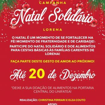 Natal Solidário 2020