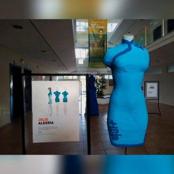 """UNIFATEA apresenta exposição """"Figurino em emoções"""